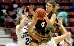 Rising above: Lady Panthers claim tourney championship