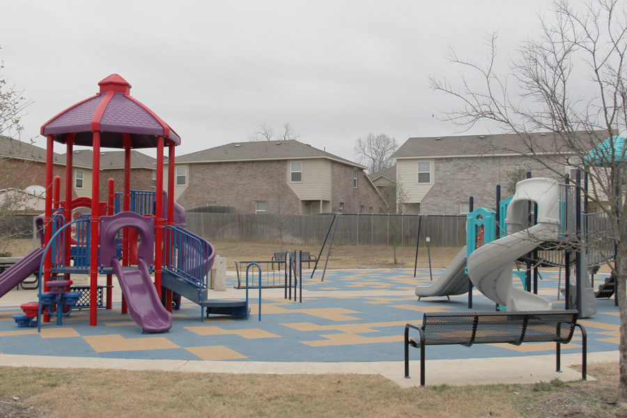 New park now open in Princeton