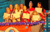 American Heritage Girls Troop members recognized for volunteer efforts
