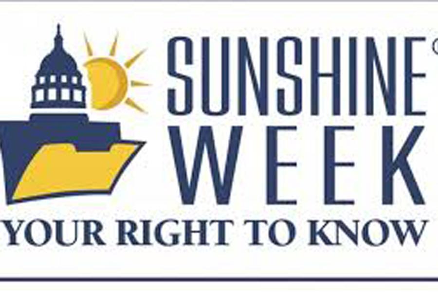 Sunshine Week sheds light on transparency