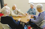 Senior citizens stay sharp with activities