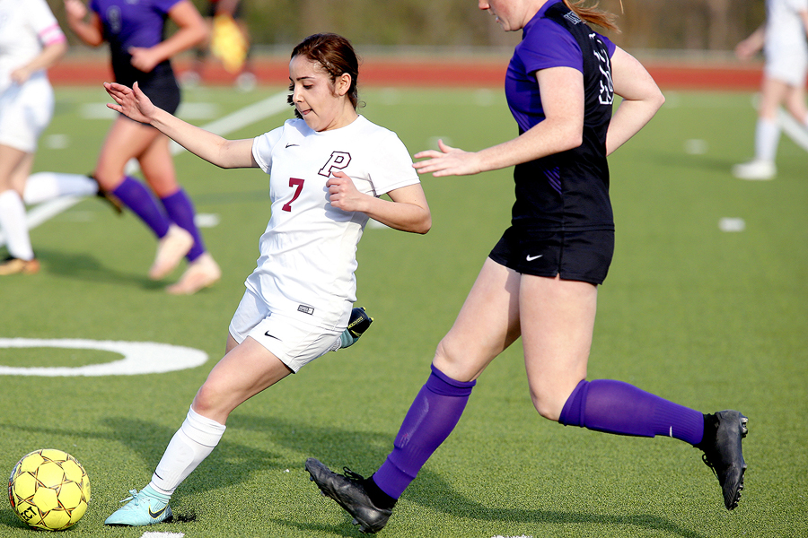 Bi-district exit: Lady Panthers shut out in first round