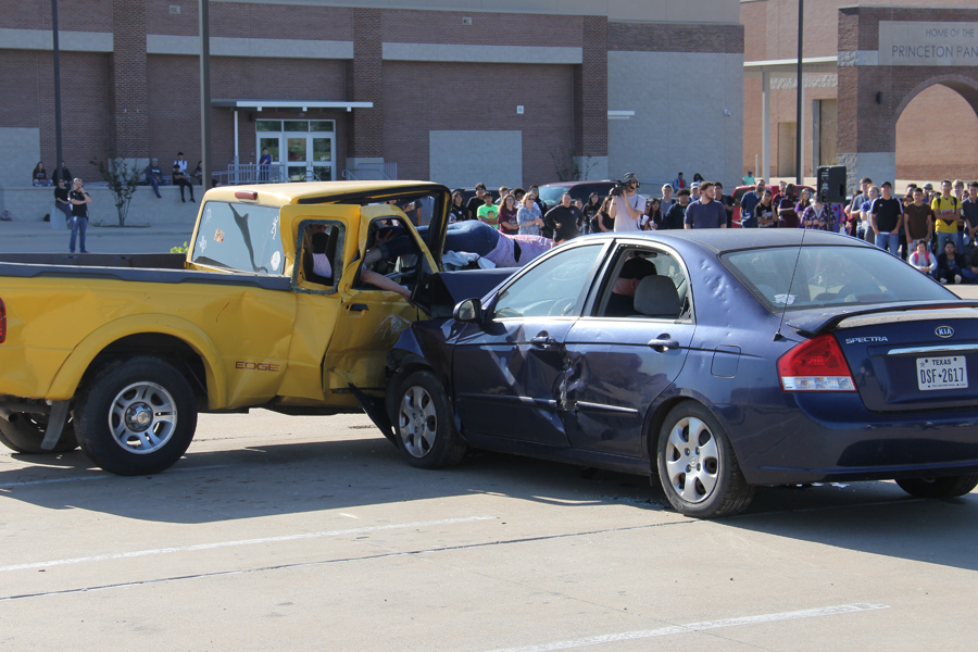 Video: Shattered Dreams reenactment hits home importance of safe driving