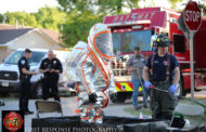 All hands on deck for hazmat investigation