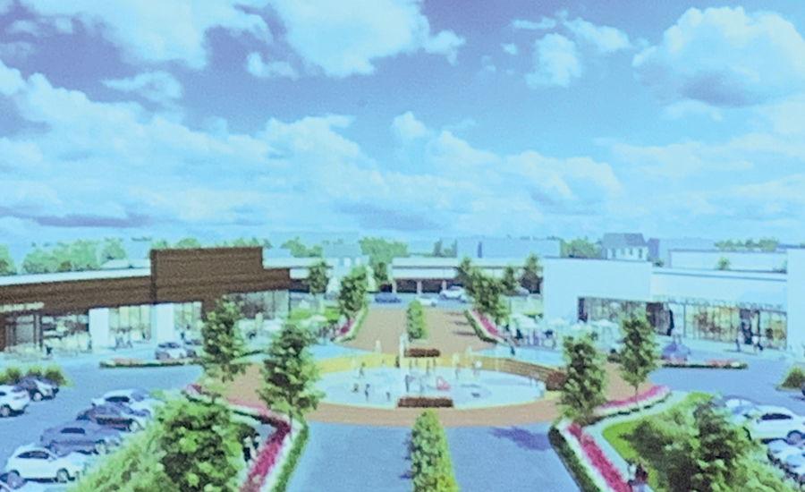 New mixed use development approved