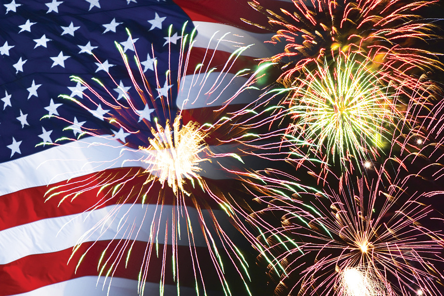 Celebrating the fourth: Honor America's freedom with area events