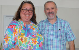 Teachers honored with special end-of-year luncheon