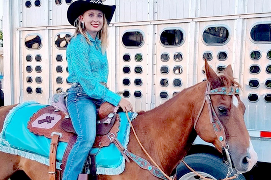 Riding to success: PHS incoming junior holds rodeo queen title