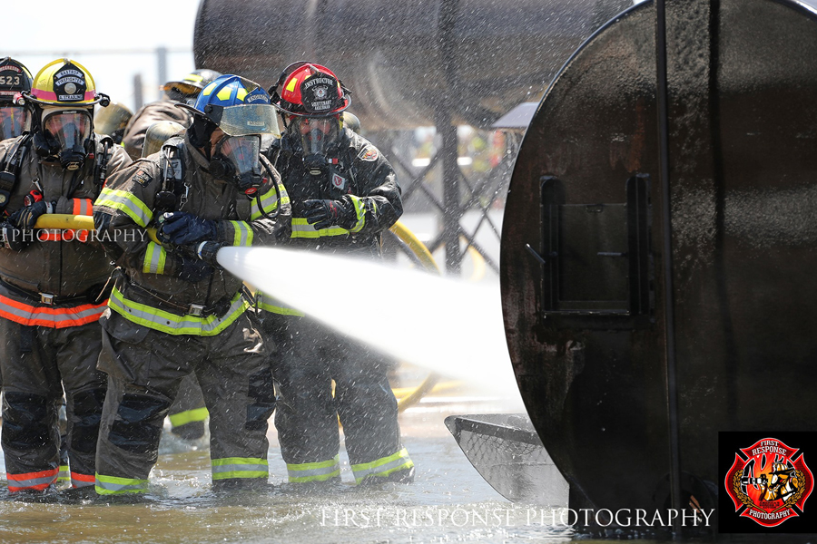 Flames of learning: Annual fire school adds training to FD