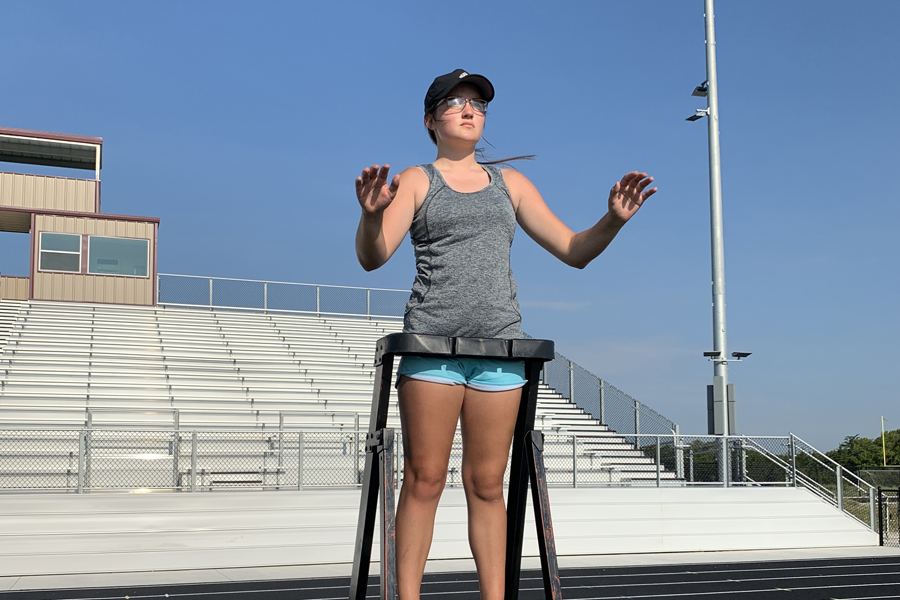 Doing the wave: PHS band prepares for potential state run