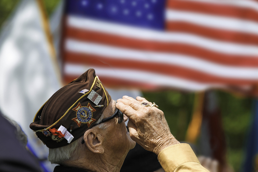 County veteran agencies receive grants