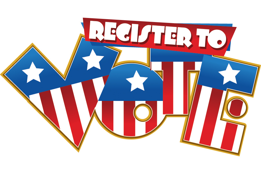 Voter registration deadline is Oct. 7