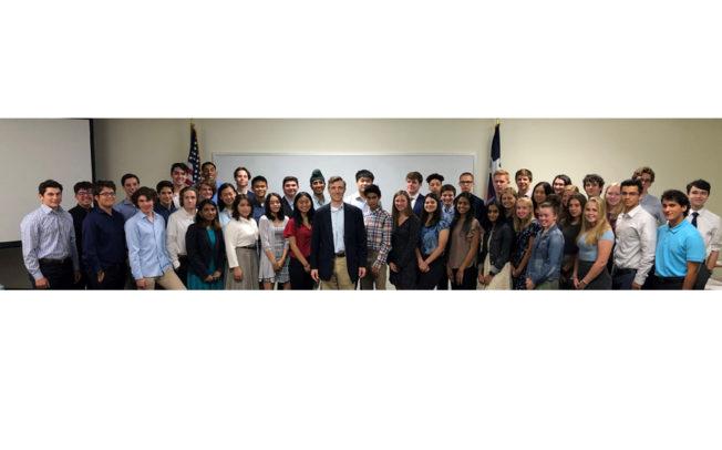 Princeton student among group accepted to CYAC