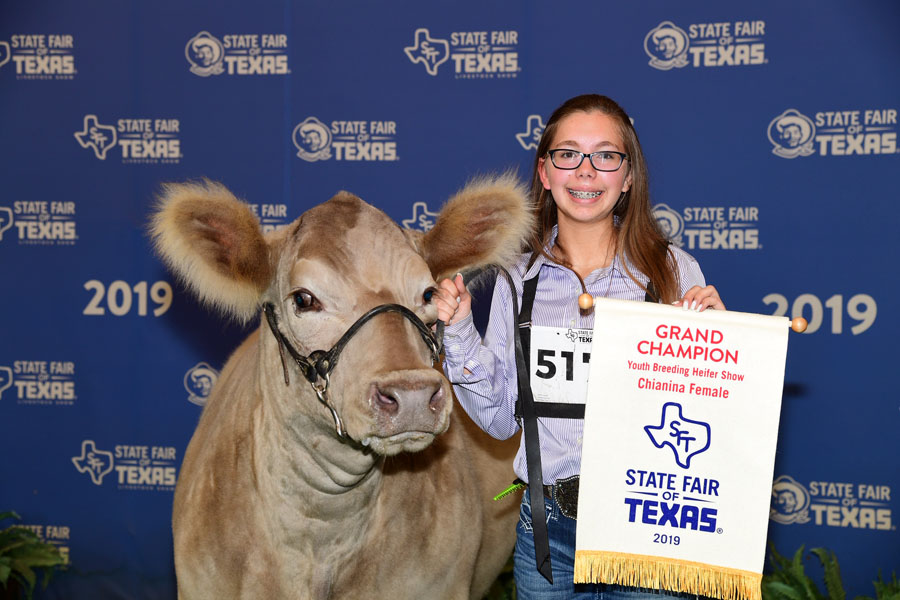 Princeton High student finds sweet success at State Fair