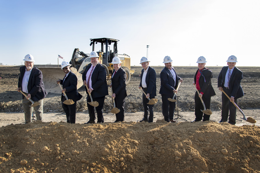 Collin College breaks ground on $27.6 million campus