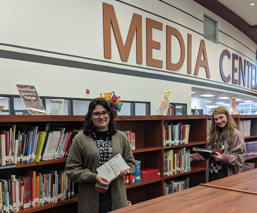 Changes at PHS library