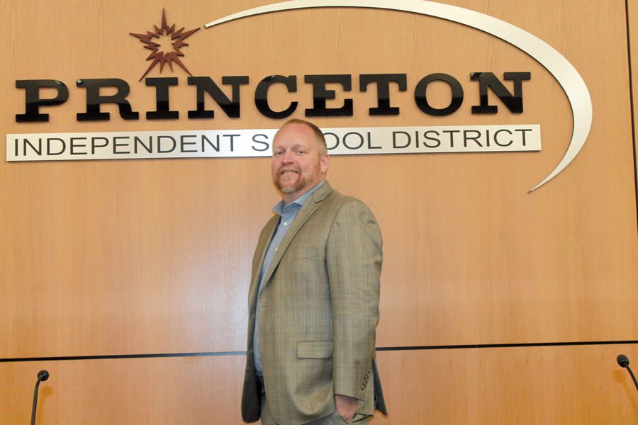 Princeton ISD lone superintendent finalist named