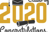 Class of 2020 to graduate June 6