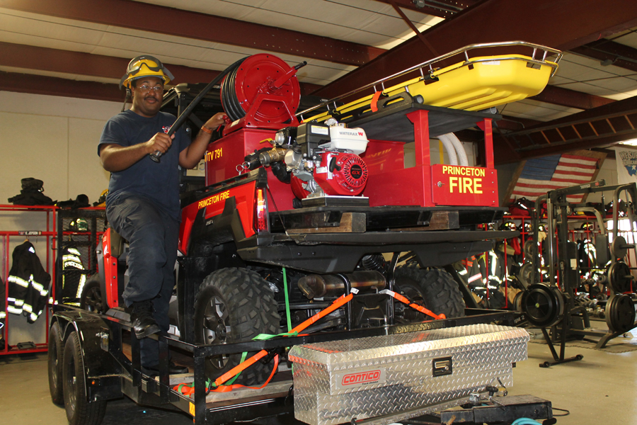 Fire, police add emergency utility vehicles to fleet