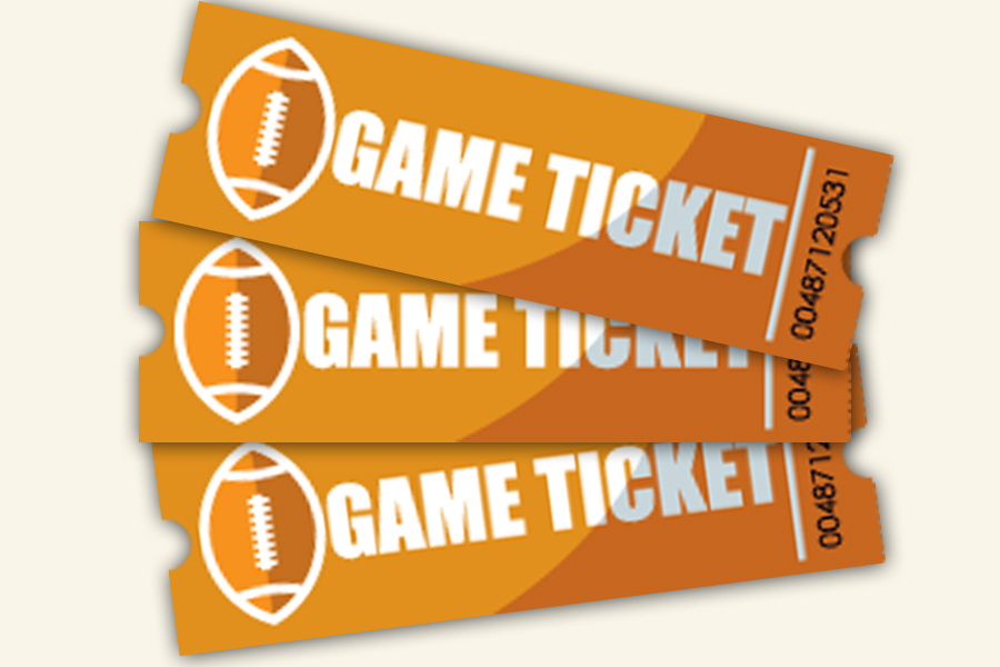 PHS season football tickets