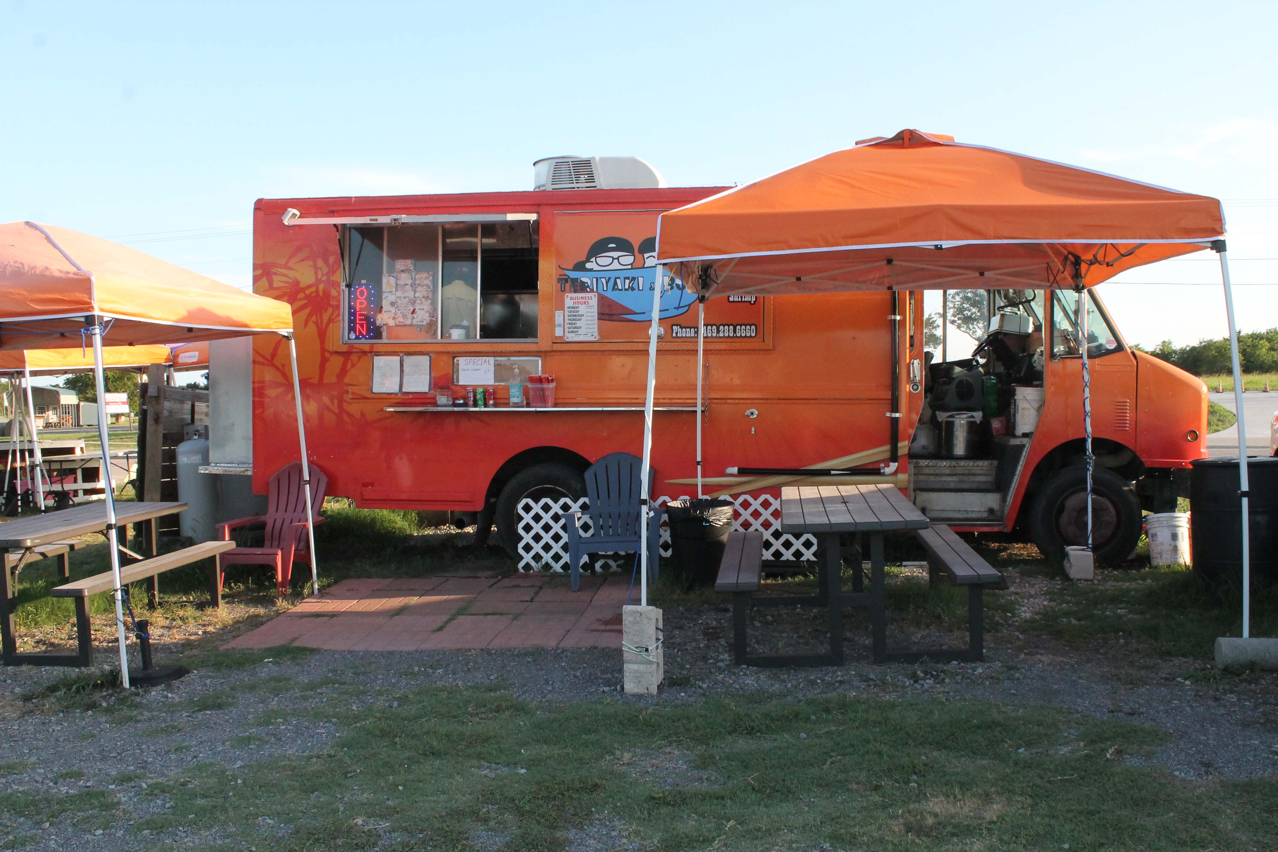 Food trucks cater to Princeton