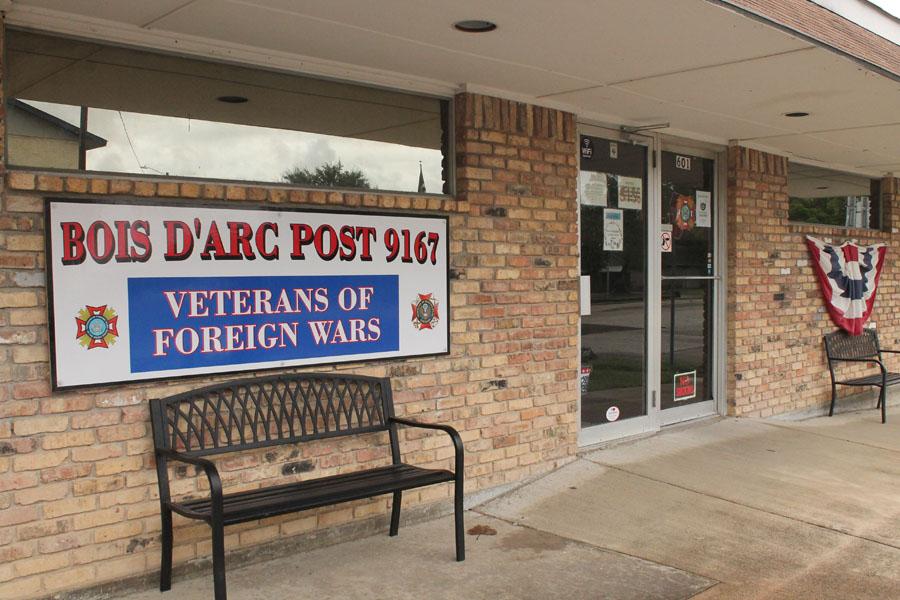 VFW struggles under Gov. Abbott's order
