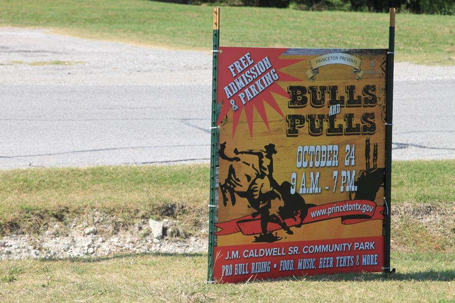 Bulls and Pulls Oct. 24