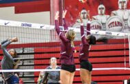 Princeton volleyball loses play-in game to Wylie East