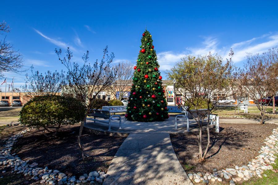 Parade, tree lighting will ring in season