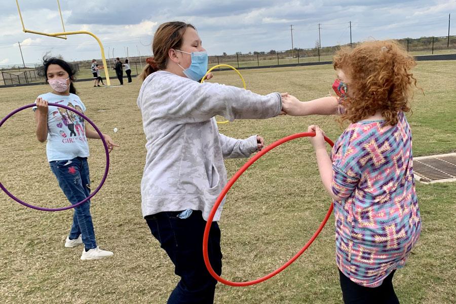 Partners P.E. provides unique fitness to students