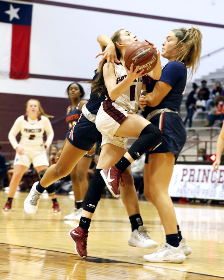 Lady Panthers earn two big wins