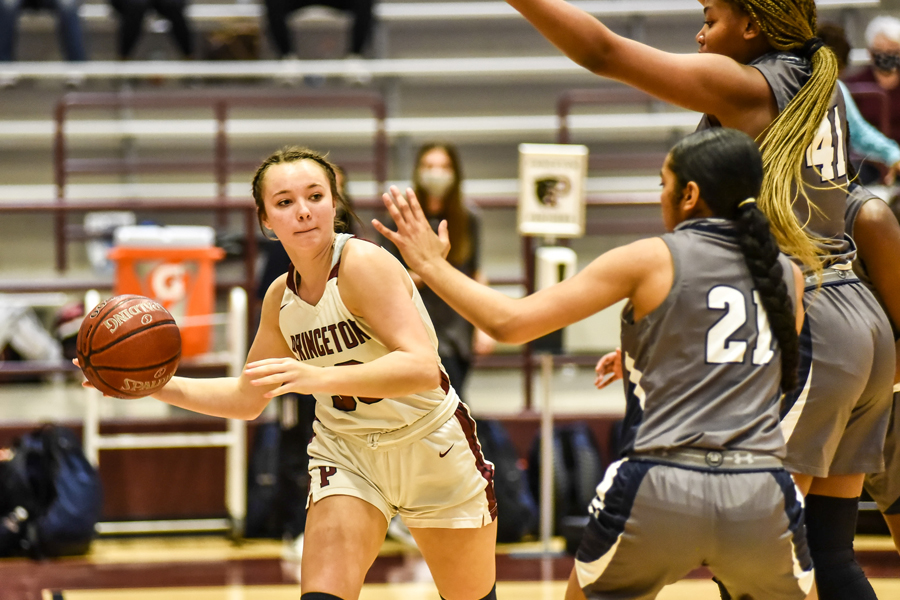 Lady Panthers earn senior night victory over Rock Hill