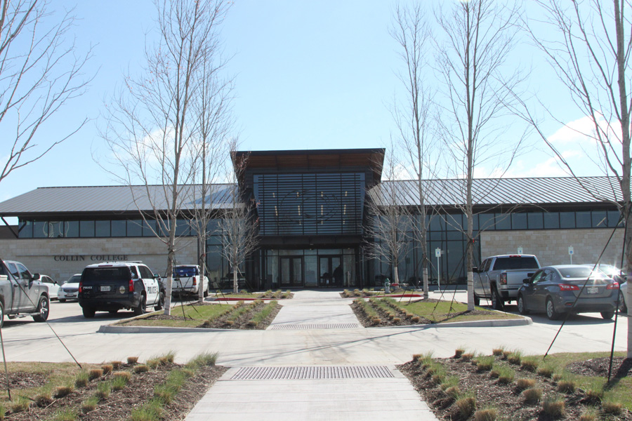 Classes are in session at new Farmersville campus