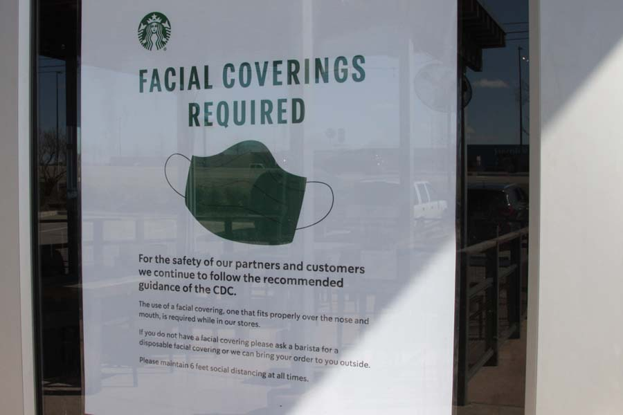 Some businesses won't require masks
