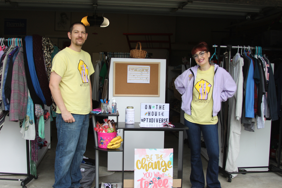 Princeton charity opens free store