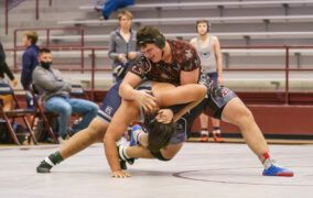Wrestling team heads to postseason