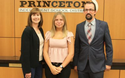 Exchange student campaigns to graduate from PISD