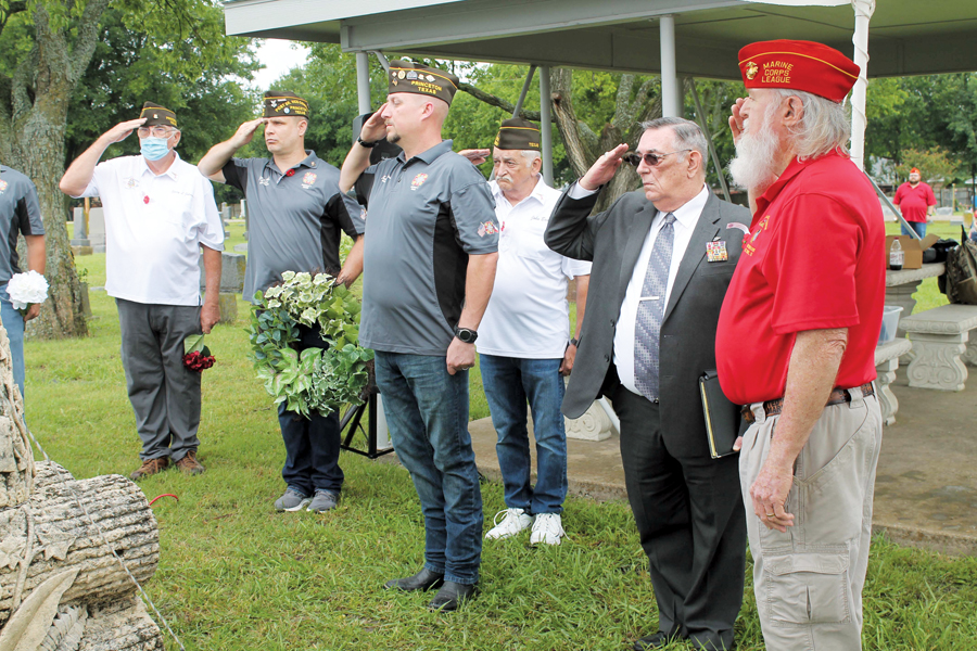 VFW to hold Memorial Day Ceremony
