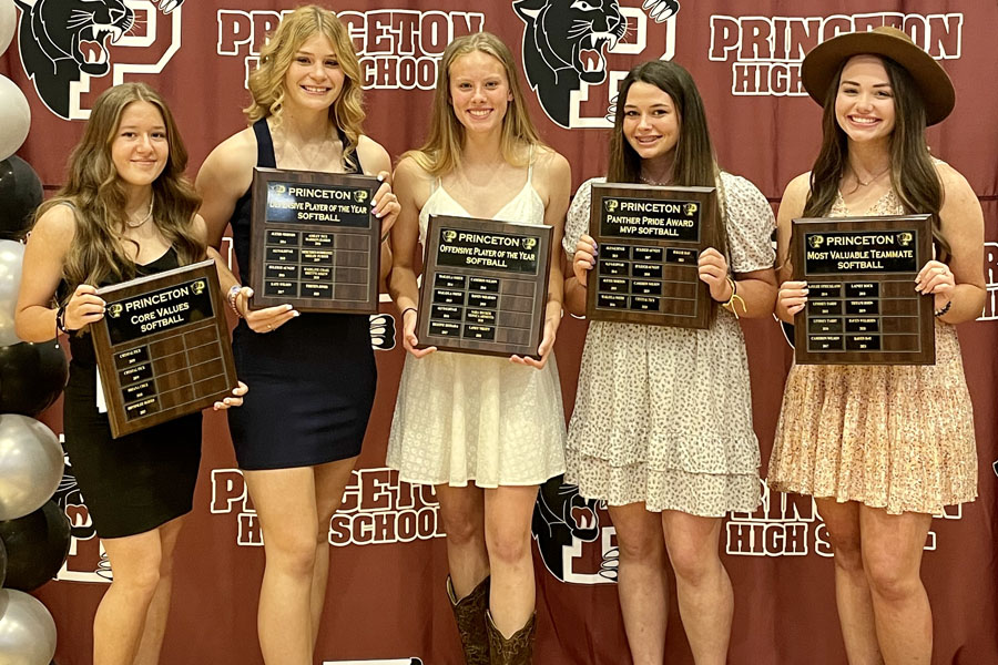PHS booster club holds final awards for 2020-21