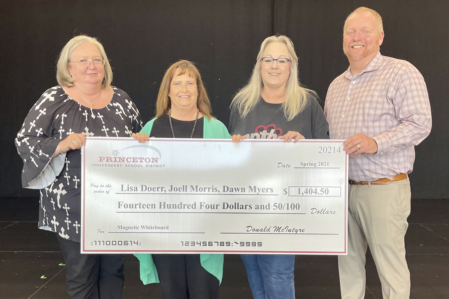 PISD funds eight projects