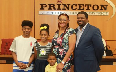 PISD promotes first African-American woman to board position