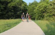 Residents recreate on local trails