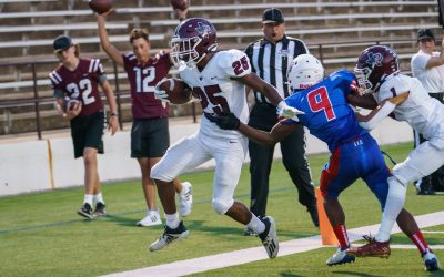 Panthers dominate South Garland
