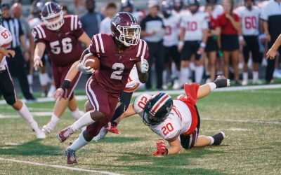 Panther lose district opener to Lovejoy