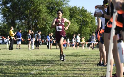 Panthers race in Lewisville