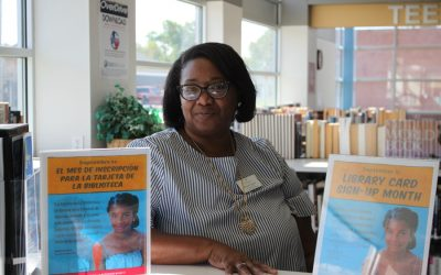 City hires new library director